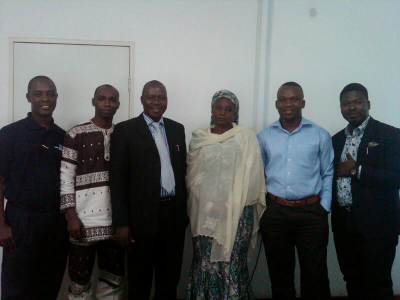 RECHMC FRAUD DETECTION AND CONTROL COURSE PARTICIPANTS, NOV. 2011.jpg
